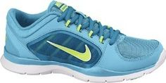 official photos 0dbb5 55123 Nike Flex Trainer 4 - Women s - Clearwater Blue Lagoon Volt for MOM