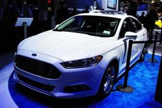 Ford Reveals Autonomous Car Plans and New Tech at CES 2016 - Jennings Ford Direct