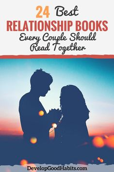 24 Best Relationship Books.  Couples Should Read These Together. Tips and tricks to improve a faltering relationship and/or to strengthen a good relationship #books #bookstagram #relationship  #relationshipgoals #relationshiptips #dating #marriage #marriagegoals #selfhelp Relationship Books, Relationship Problems, Strong Relationship, Marriage Goals, Marriage Advice, Happy Marriage, Toxic Relationships, Healthy Relationships, Books On Relationships