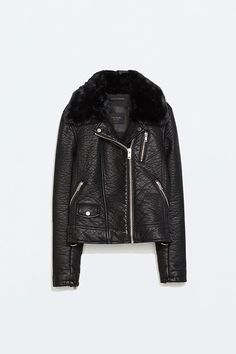 17 Awesome Leather JacketsMeant For The Cold #refinery29  http://www.refinery29.com/warm-leather-jackets#slide-5