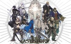 DeviantArt: More Like Yurick The last story New by Malontheranchgirl The Last Story Wallpaper Wallpapers) The Last Story, Wallpaper Backgrounds, Wallpapers, Xenoblade Chronicles, Wii, Deviantart, Anime, Background Images, Wallpaper