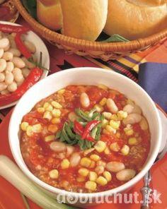 Chili con carne Chana Masala, Ethnic Recipes, Food, Chili Con Carne, Essen, Meals, Yemek, Eten