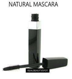 Homemade Natural mascara DIY