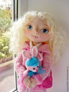 (9) Gallery.ru / Фото #2 - Изумительные куклы 2 - Kyrganka