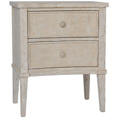"NIGHTSTAND 23""W x 16""D x 28""H  $1118.40  Lots of finish options.  The most ""petite"" of the nightstands we've looked at"