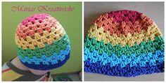 Regenbogenmütze Bis KU 48/52 Material Baumwolle 20 Euro