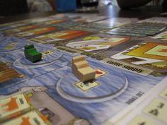 Boardgames, LeHavre, Photographer Tara Green