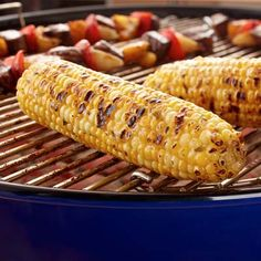 Garlic  Herb Grilled Corn