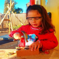 Woodwork in the early years: benefits and practicalities | Optimus Education