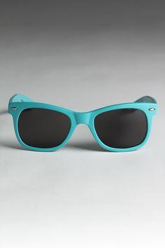 Hey Ya Sunglasses Matte Blue (tuve unos así :()