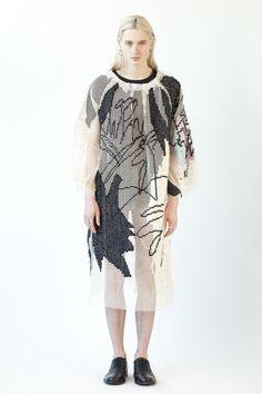 Helen Price Photographer: Sofi Adams Design assistant: Rebecca Adams Model: Matty Bovan