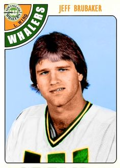 Bruins, the WHA and more football. Nhl, Hartford Whalers, Hockey Cards, Ice Hockey, Athletes, Football, Sport, Vintage, Cards