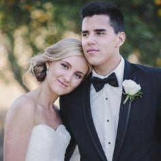 Classic Black-Tie Villa Wedding  Wedding Real Weddings Photos on WeddingWire