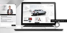 Audi Online Beratung