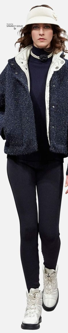 Chanel Pre-Fall 2017 Lookbook