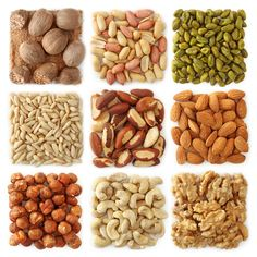 Sure, they're high in calories and (good) fats but nuts also have a ton of health benefits. They are high in monounsaturated fats (a healthy fat) and so satisfying with their combination of fat, fiber and protein. They've been shown to help maintain and even lose weight.