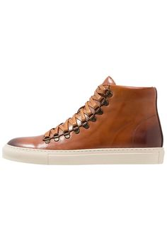 Kenneth Cole New York Baskets montantes - cognac - ZALANDO.FR