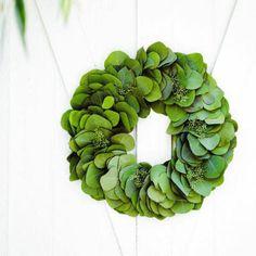 All Natural Wreaths