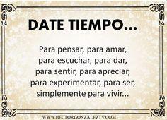 DATE TIEMPO....