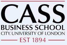 Number 31 City University: Cass logo