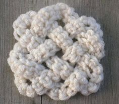 Winter Sale PATTERN Celtic Knot Crochet St. by MyCreeksideStudio, $0.95