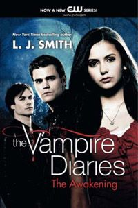 The Vampire Diaries Books.  Read and loved these 20 some years ago.  Nothing like the TV show.