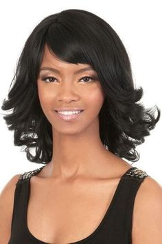 Motown Tress Synthetic Wig - GGC GOLDA 14 inches