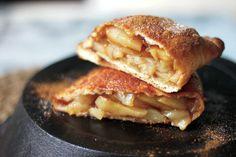 Apple Pie Calzones | Baker by Nature