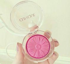 Imagem de blush, makeup, and pink