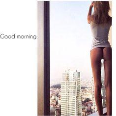 Запоздалое, но все же утро)  #ПартияХудышек