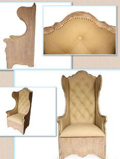 Speech & Drama Props - King Throne Chair   Favorite DIY ...