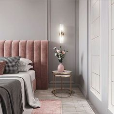 Red Rooms: 60 decorating projects to inspire - Home Fashion Trend Master Bedroom Interior, Girl Bedroom Designs, Room Ideas Bedroom, Home Room Design, Master Bedroom Design, Home Decor Bedroom, Home Interior Design, Luxury Interior, Luxurious Bedrooms