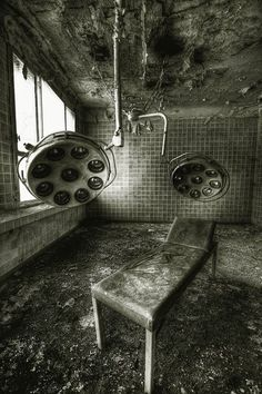 abandoned hospital by kristin.small