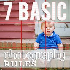 Daily Mom » 7 Basic Photography Rules