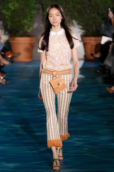 Tory Burch Spring 2014 Ready-to-Wear Collection Slideshow on Style.com