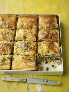 It's National Pie Week, so we've been busy collating all our favourite pie recipes. This leftover lamb pie from Jamie Oliver looks delicious. Lamb Pie Recipes, Leftover Lamb Recipes, Leftover Roast Lamb, Leftovers Recipes, Roast Recipes, Terrine Recipes, Celery Recipes, Dinner Recipes, Jamie Oliver
