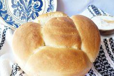 Retete Culinare - Paine cu smantana si iaurt Bread, Recipes, Food, Rezepte, Essen, Buns, Yemek, Recipies, Breads