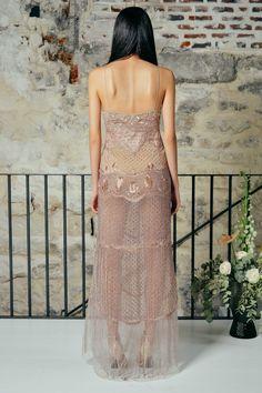 BLUSH DREAMWEAVER DRESS — CUCCULELLI SHAHEEN Couture Dresses, Fashion Dresses, Tulle Dress, Dress Collection, Dress To Impress, Retro Fashion, What To Wear, Blush, Silk