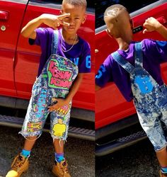 Baby Boy Birthday Outfit, Twin Birthday, Birthday Outfits, Birthday Photos, 40th Birthday, Birthday Ideas, Fresh Prince Theme, Rugrats Cartoon, 90s Party Outfit