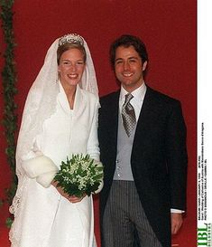 Archduchess Catharina of Austria and Count Massimiliano Secco d'Aragona 1999 - The Royal Forums