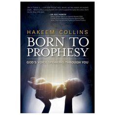 NEW Born to Prophesy - Collins, Hakeem 9781621364047