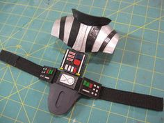 Make your own plushie action figures! Here is how I made both a Darth Vader and a Donatello plushie. This basic body shape can easily be decorated to become any...
