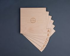 Straighten up your music catalog or library with our collection of durable handcrafted laser cut wood record dividers. Never misplace another album again! 50 albums or 5,000, our alphabetical wood record dividers fit every vinyl collection. <b> This item is currently on backorder. All orders for this item will be...