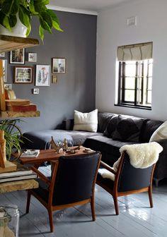 idee kleur muur - kleurencombinatie ruimte | FURNITURE | Pinterest ...