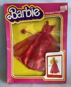 Rare 1979 Vintage PAINT THE TOWN RED Barbie Designer Originals (Superstar) #1955 | eBay Marie Osmond, Brunei, Antigua Und Barbuda, Barbie, Superstar, The Originals, Painting, Vintage, Design