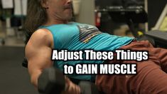Bodybuilding Videos, Increase Muscle Mass, Gain Muscle, Workout Videos, Fitbit, Youtube, Mens Tops, Gaining Muscle, Muscle Up