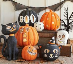 kids halloween decor signs halloween decor pottery barn kids halloween crafts pinterest