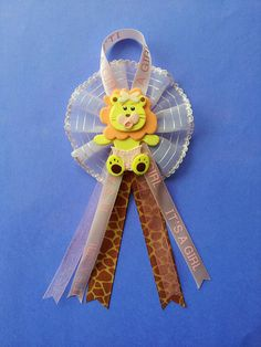 ZEBRA BABY SHOWER pin. baby boy baby shower by ForeverSweetfavors