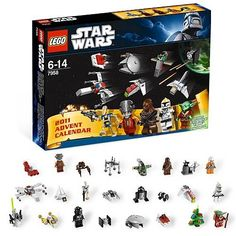 LEGO #StarWars Advent Calendar http://kristitrimmer.com/deals-star-wars-lovers-fans/ #collectibles #giftideas #legos #kids