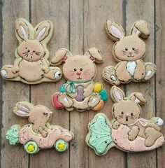 Easter Cookies                                                       …